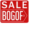 Sales Badge - BOGOF
