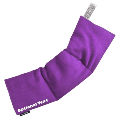 Microwave Fleece Wheat Bag with Lavender Choice of Assorted Colours