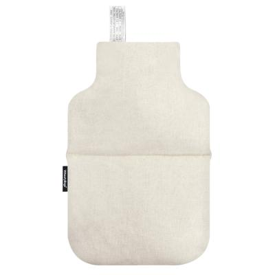 Value Cotton Wheat Bags Bottle Shaped Heat Pack