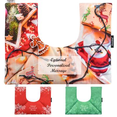 Wheat Bags Neck and Shoulder Pain Heat Pack (Personalised with Designer Print Options) Montage Image
