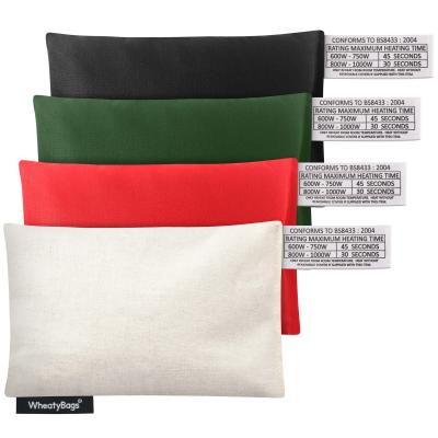 Wheat Bags Small Rectangle Heat Pack - Pack of 2 (Value Range Fabrics)