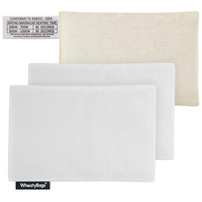 (Value Cotton Inner / White Non Woven Covers) - Natural Value Cotton Fabric